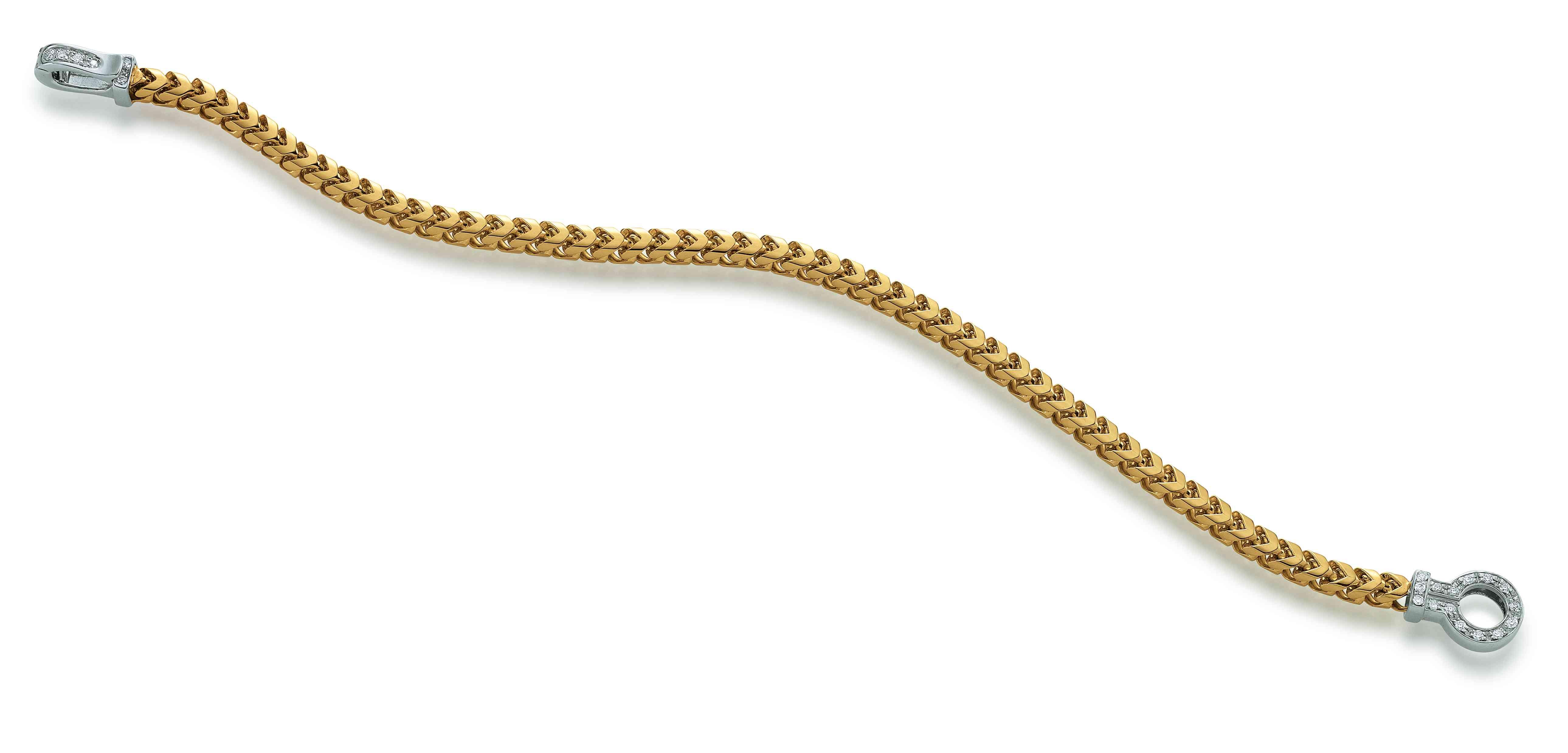 41 7941 081 | Armband mit Brill. Verschluss 0,15ct.
