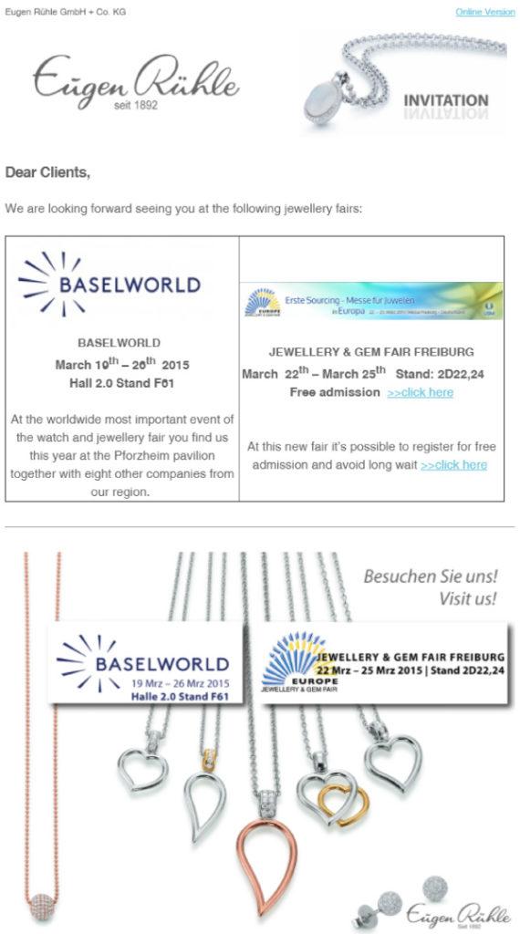 Eugen-Rühle-Newsletter-Baselworld-JEWELLERY-&-GEM-FAIR-FREIBURG-2015