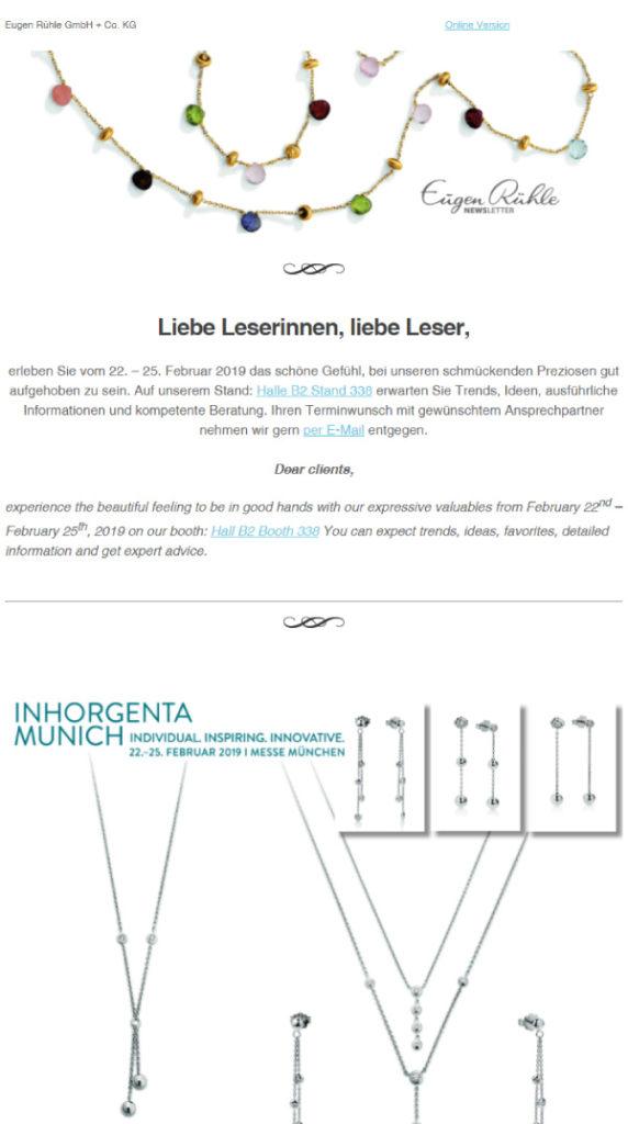 Eugen-Rühle-Newsletter-Einladung-Inhorgenta-München-2019