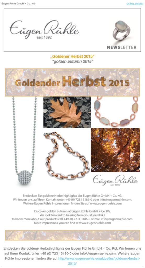 Eugen-Rühle-Newsletter-Goldender-Herbst