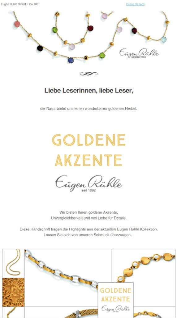 Eugen-Rühle-Newsletter-Goldene-Akzente