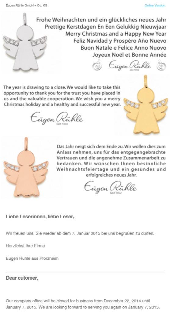 Eugen-Rühle-Newsletter-Weihnachtsgrüße-2014